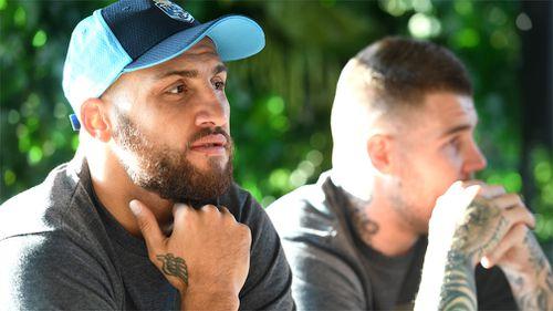NSW Rugby League will investigate if Blake Ferguson and Josh Dugan went drinking days before Origin III. (AAP)