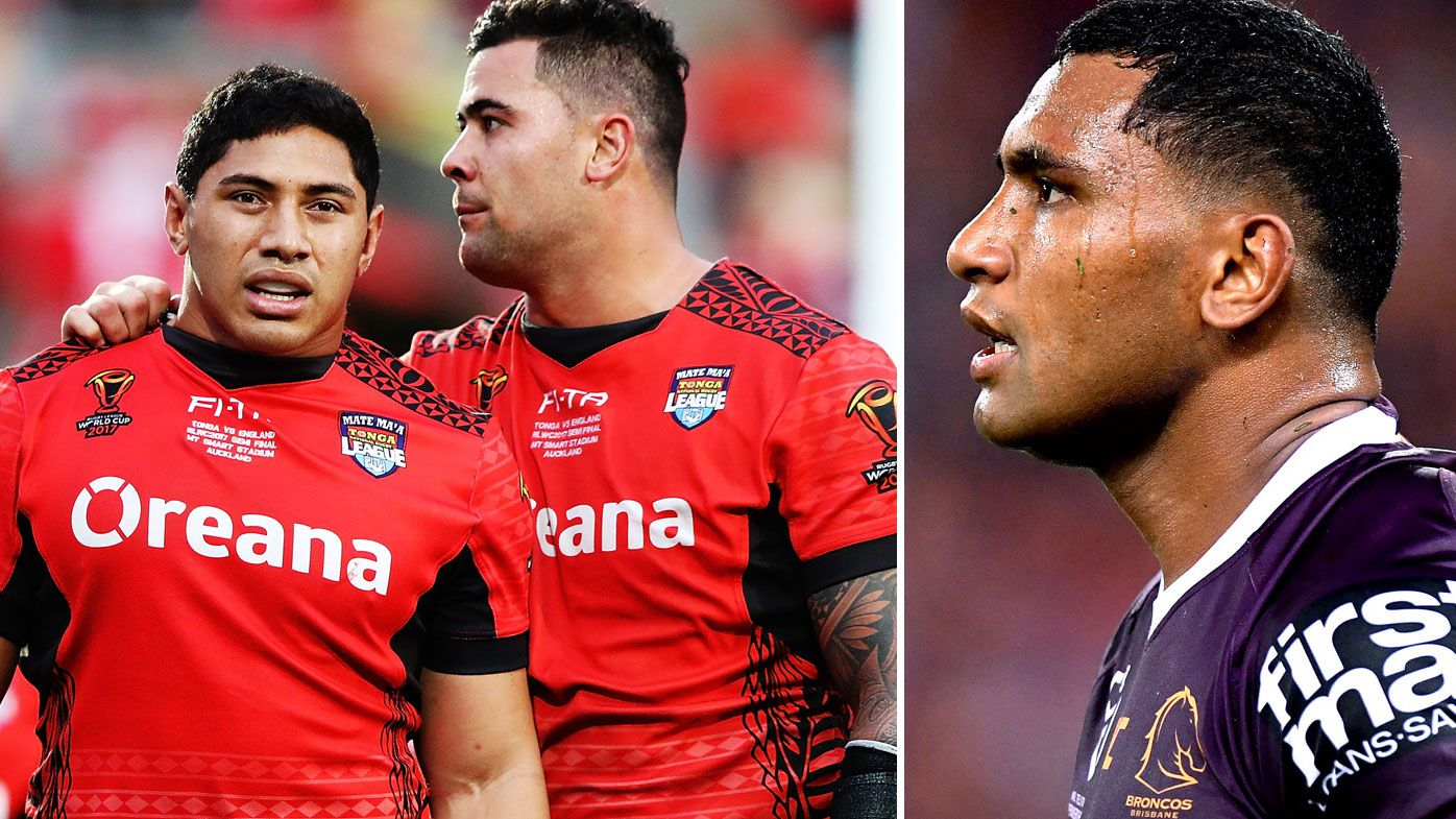 Andrew Fifita hints at another Tongan defection ahead of State of Origin