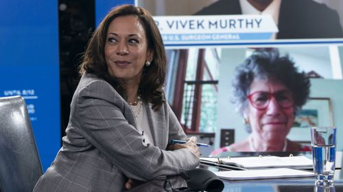 Donald Trump has insinuated Democratic Vice Presidential nominee Kamala Harris is ineligible because her parents were immigrants.