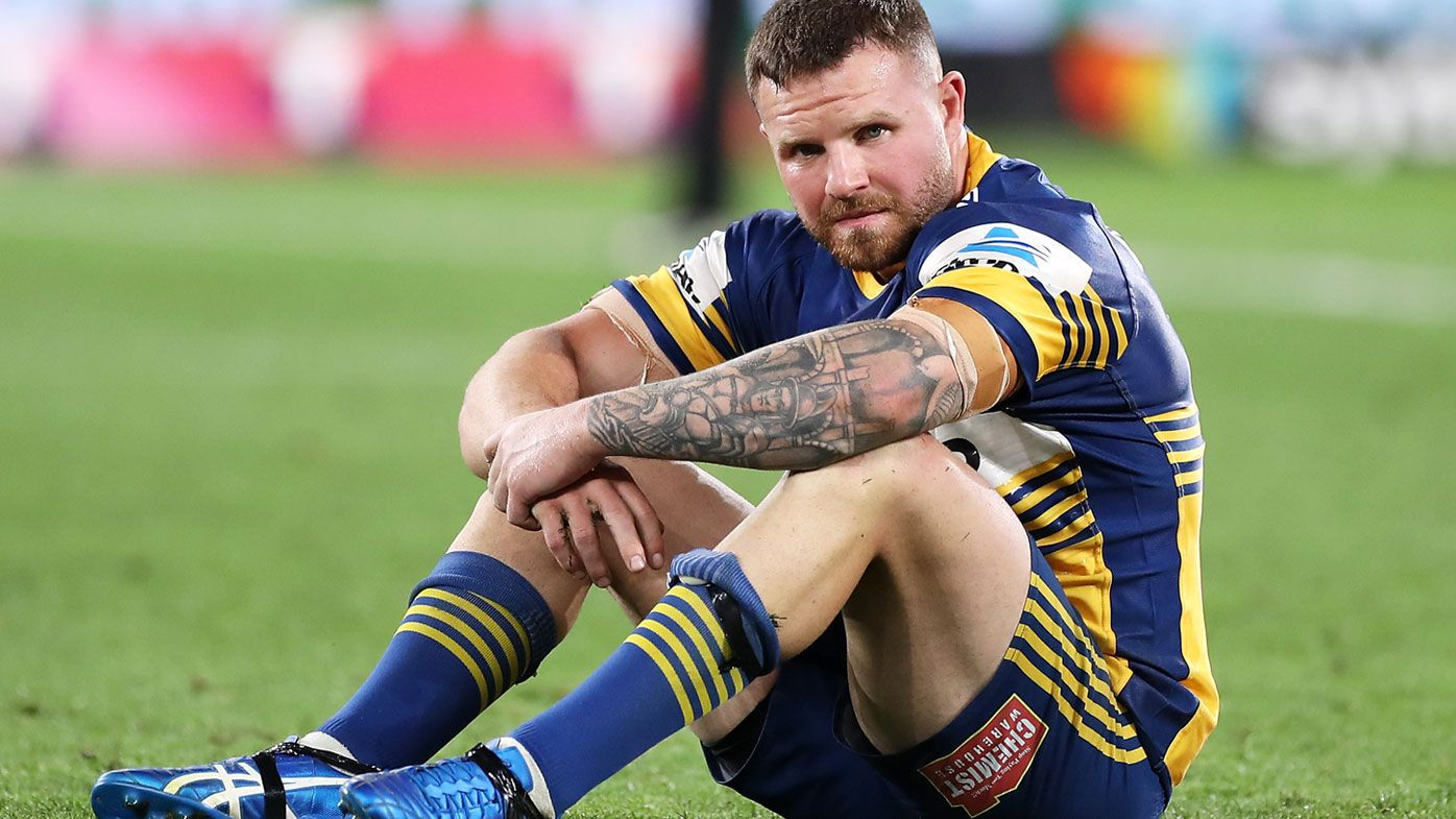 Nathan Brown in two-minds over re-signing with Eels after contract miscommunication
