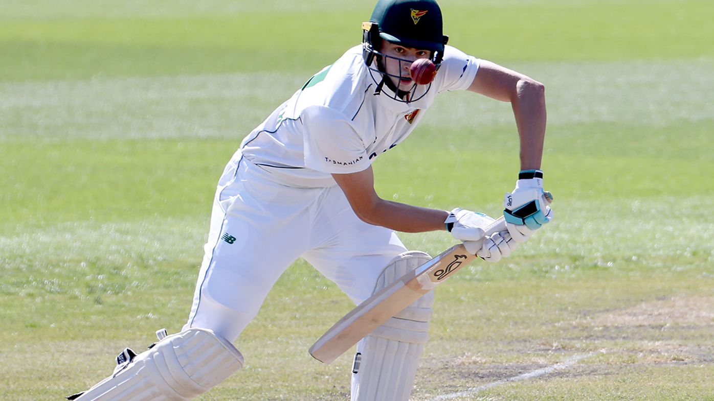 Tasmania under fire after Sheffield Shield go-slow against Queensland in Adelaide