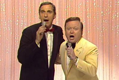 Bert Newton, Don Lane, The Don Lane Show.