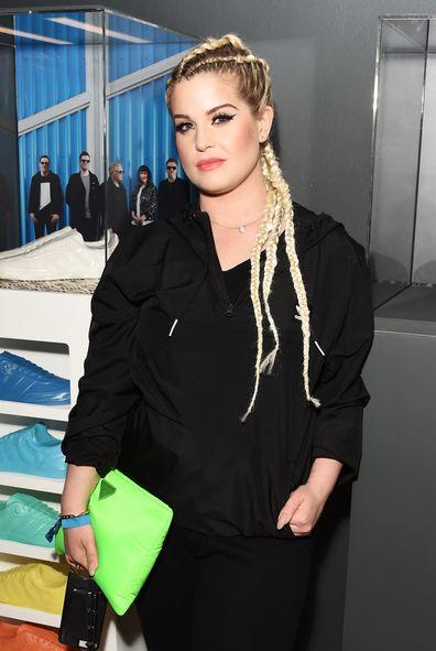 Kelly Osbourne, Adidas event, Heni Gallery Soho, July 3, 2018, London, England