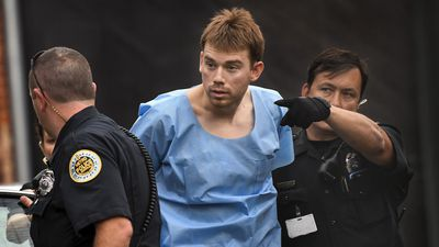 Audio emerges of Waffle House shooting suspect's paranoid rant
