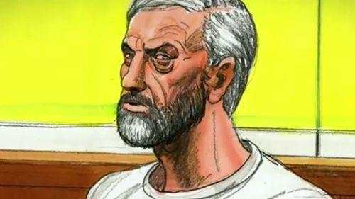 Mr Ristevski was attacked in prison.