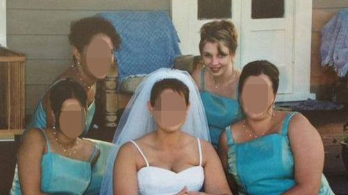 Sydney mother-of-two Cindy Low, back right, died on Thunder Rapids Ride. Source: AAP