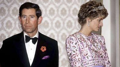 Prince Charles And Princess Diana On Their Last Official Trip Together - A Visit To The Republic Of Korea.