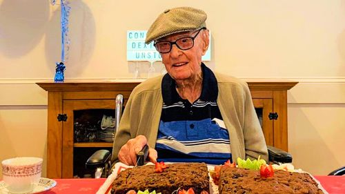 Mr Kruger peacefully passed away on Tuesday morning, just seven months after the Queensland grazier turned author celebrated his milestone birthday with family in Roma.