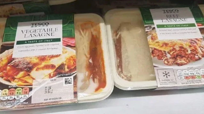 'Dangerous' supermarket prank causes outrage