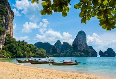 Swap Ko Phi Phi for Krabi