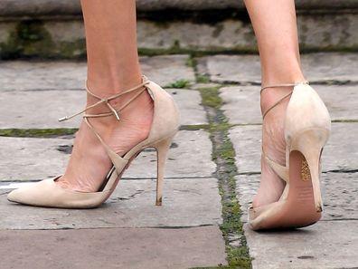 Royal Blue Platform Heels  Shoespiecom