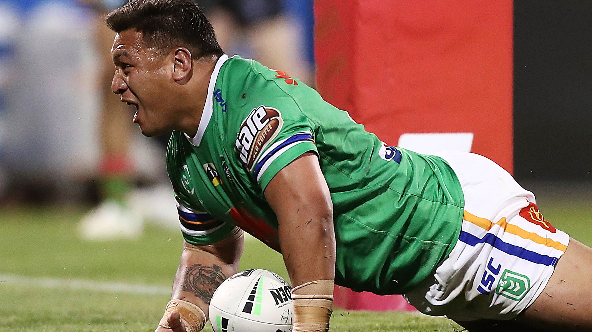 Josh Papalii has had a huge impact on this year's finals series.