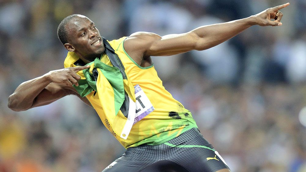 Usain Bolt. (AFP-file)