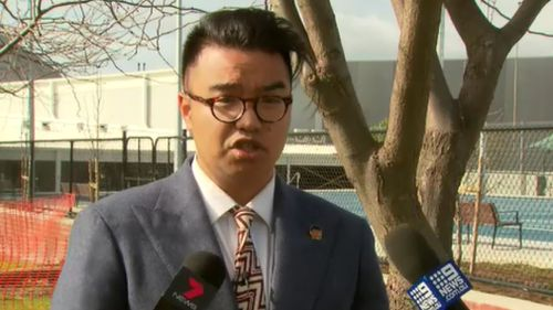 "Mayor of the City of Yarra Daniel Nguyen said the trial will allow residents to ""reclaim the streets."" Picture: 9NEWS"
