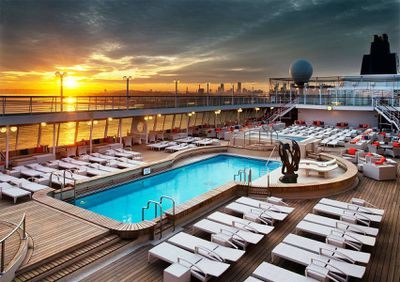 <strong>Best cruise for solo travellers: Crystal Cruises</strong>