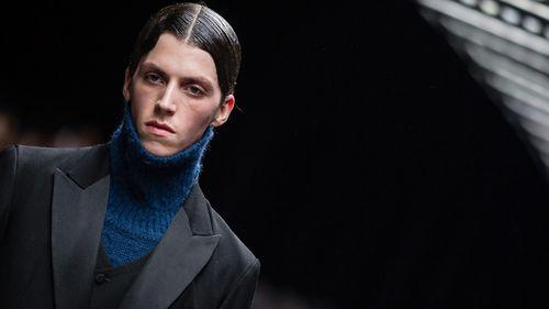 Futuristic menswear the style star of Tokyo Fashion Week