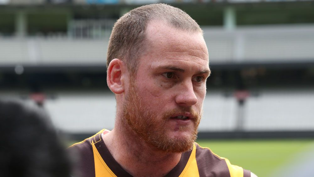 Hawthorn Hawks captain Jarryd Roughead to miss three weeks after knee surgery