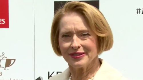 Racing royalty Gai Waterhouse is an ambassador for this year's Cup. (9NEWS)