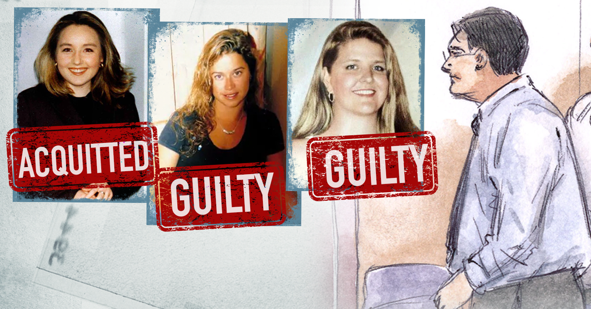 Claremont killings: Bradley Robert Edwards found guilty of murdering Ciara Glennon and Jane Rimmer not guilty of murdering Sarah Spiers – 9News