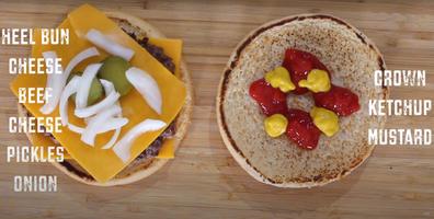 McDonald's Quarter Pounder homemade