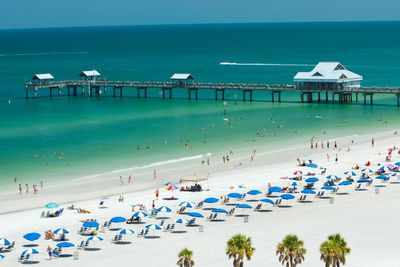 <strong>7. Clearwater Beach, Florida USA</strong>