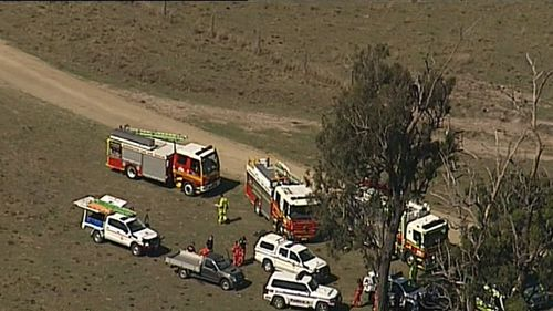 A 50-year-old man is dead after a rock climbing tragedy at Mount Barney.