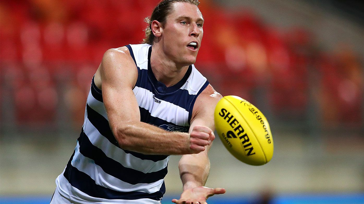 Geelong coach Chris Scott admits Mark Blicavs' party was a 'grave mistake'