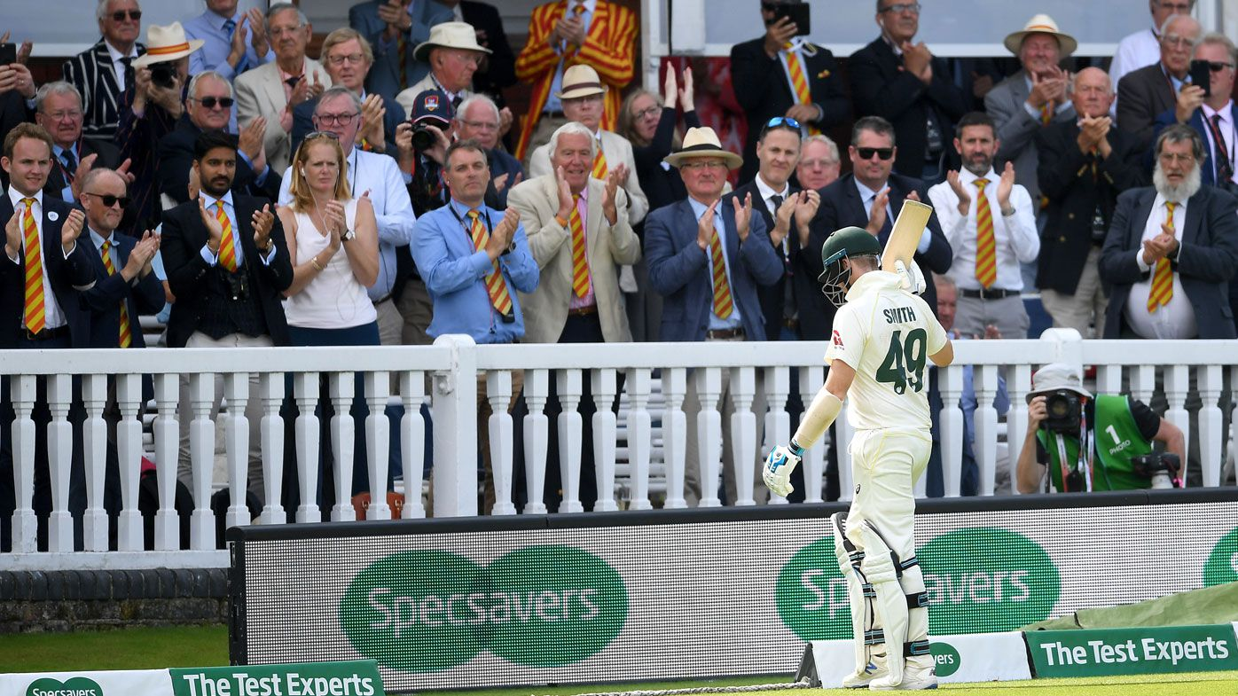 MCC member kicked out over Steve Smith abuse in Long Room at Lord's