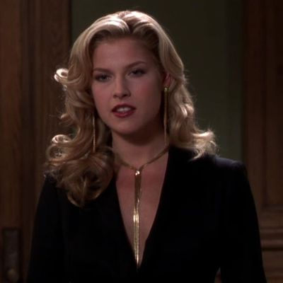 Ali Larter as Brooke Taylor Windham: Then