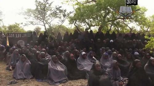 Boko Haram releases 21 Chibok school girls kidnapped in 2014