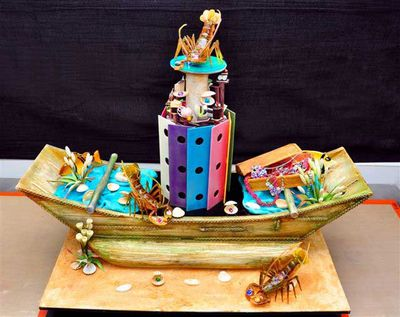 Hotel group creates $35 million 'Pirate's Fantasy' cake layered in jewels
