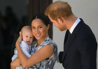 Prince Harry, Duke of Sussex and Meghan, Duchess of Sussex and their baby son Archie wanted a live out of the public eye. (Photo by Toby Melville - Pool/Getty Images)
