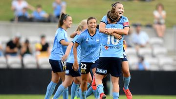 Sydney FC claim W-League title in goalfest