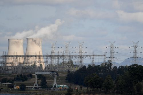 Muswellbrook Coal is Australia's longest continuous operating open cut coal mine. Picture: AAP