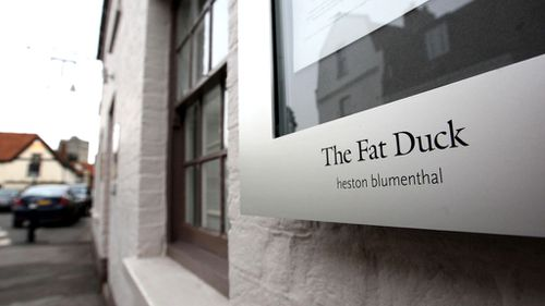 The British chef is set to open The Fat Duck restaurant in Melbourne's Crown's casino in Feburary 2015. (AAP)
