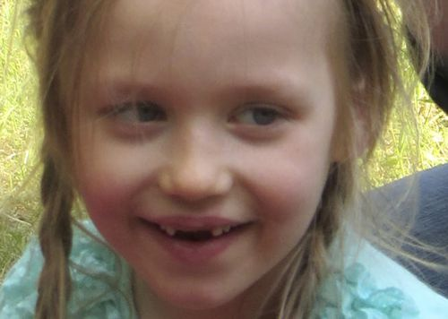 Five-year-old German girl Inga Gehricke has been missing since Saturday May 2, 2015.
