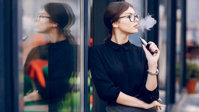 Are you really better off smoking e-cigarettes than regular cigarettes?
