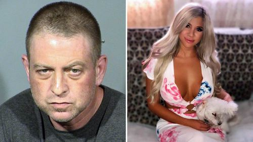 Man accused of killing Las Vegas adult entertainer and burying her in a concrete coffin set $700,000 bail