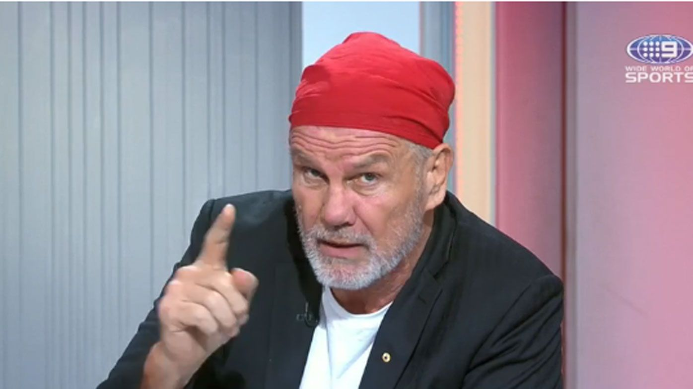 Peter FitzSimons hits out at Peter V'Landys and the NRL over coronavirus shutdown