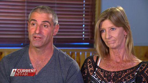 Kurt's parents Steve and Sonya.