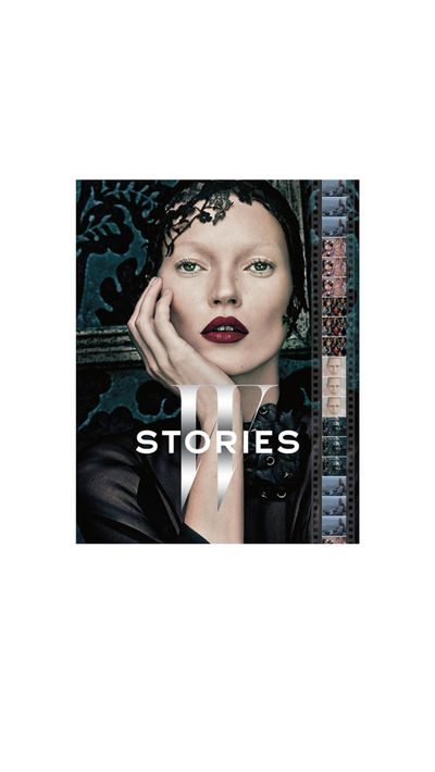This book sheds light on the inspiration behind all your favourite <em>W </em>photoshoots from the last 40-something years, including those with Kate Moss and Tilda Swinton.