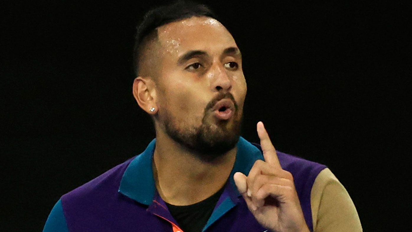 Nick Kyrgios handed blockbuster rematch in Wimbledon draw, Ash Barty drawn against Spanish veteran