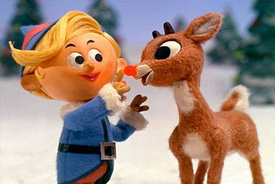 The classic carol was immortalised on the small screen in this much-loved 1964 special, which follows Rudolph as he befriends plucky elves, travels to the Island of Misfit Toys, outruns a Christmas-hating yeti known as The Bumble, and (of course) leads Santa's sleigh with his shiny nose. If you never saw <I>Rudolph</I> as a kid, your childhood sucked.