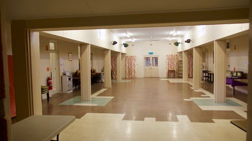 A number of Linnwood rooms are also now available for hire to the public. (Ehsan Knopf/9NEWS)