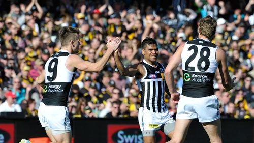 Underdog Power not fearing AFL Dockers