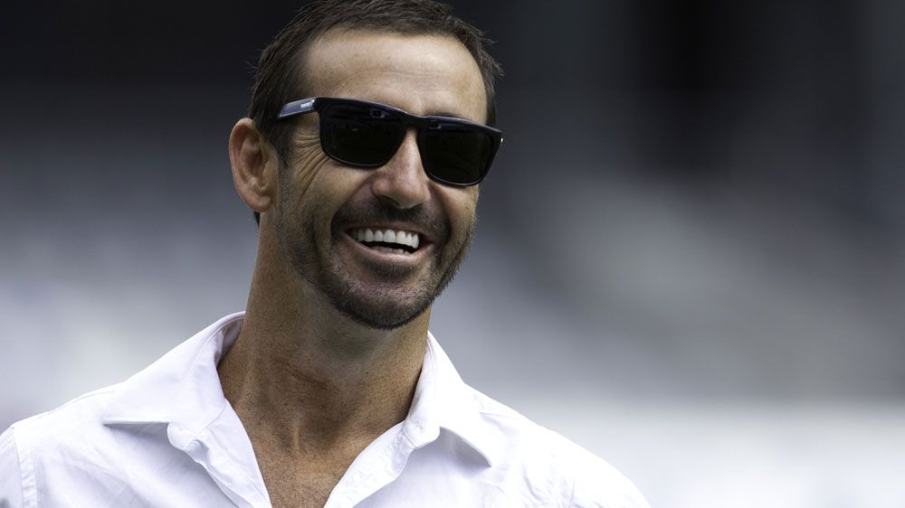 Andrew Johns. (AAP)