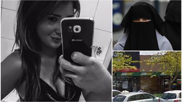 Unmasked: Melbourne couple charged over burqa bandit robbery