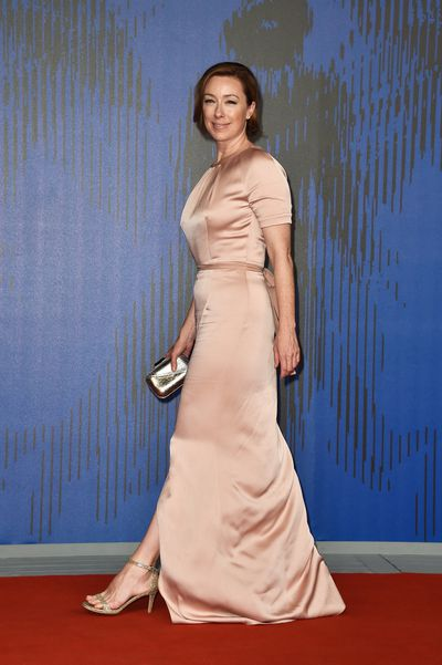 Molly Parker at the 2017 Venice Film Festival
