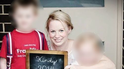Ms Thew worked as a receptionist at a medical centre in Canberra. (Facebook)