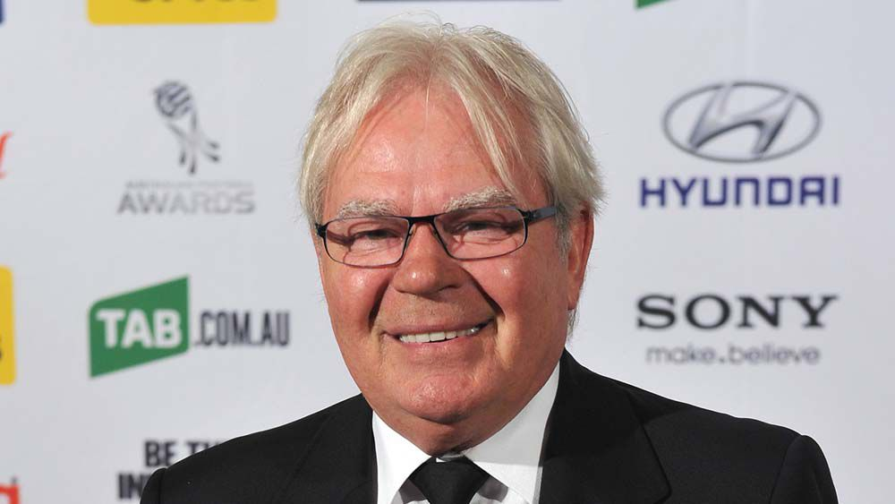 Tributes flow for Australian football icon Les Murray